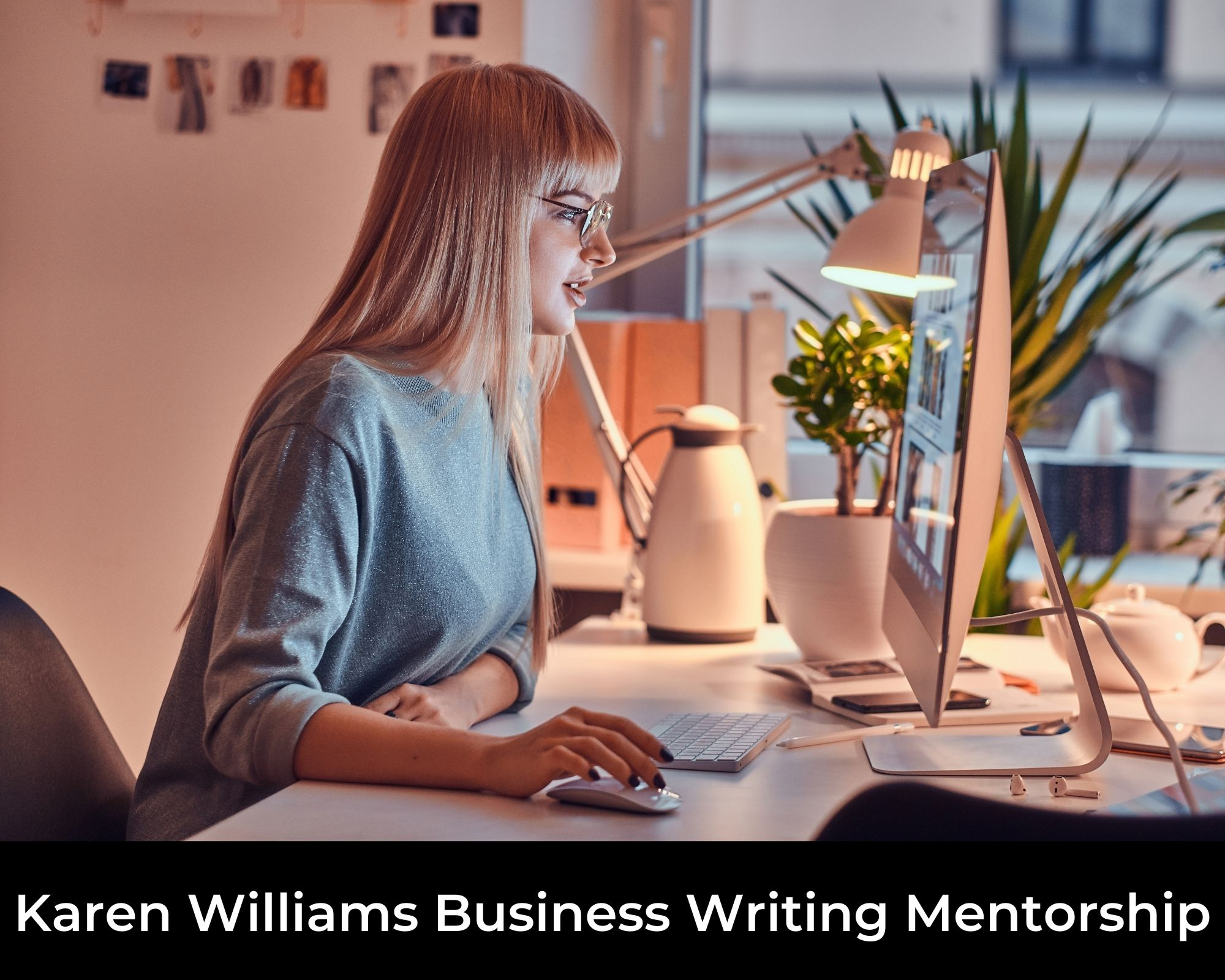 Win A Karen Williams Writing Mentorship Prize