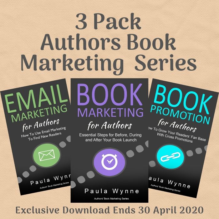Authors Book Marketing Series Exclusive Download