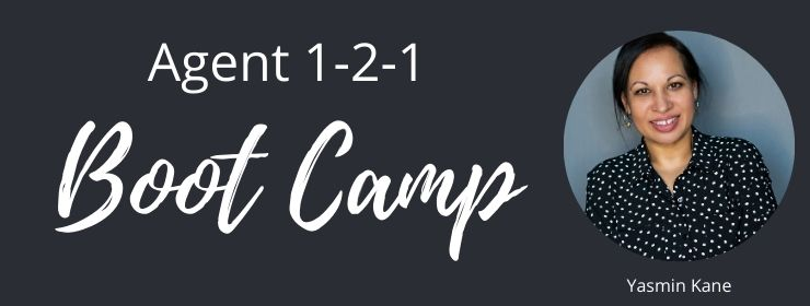 Agent 1-2-1 Boot Camp