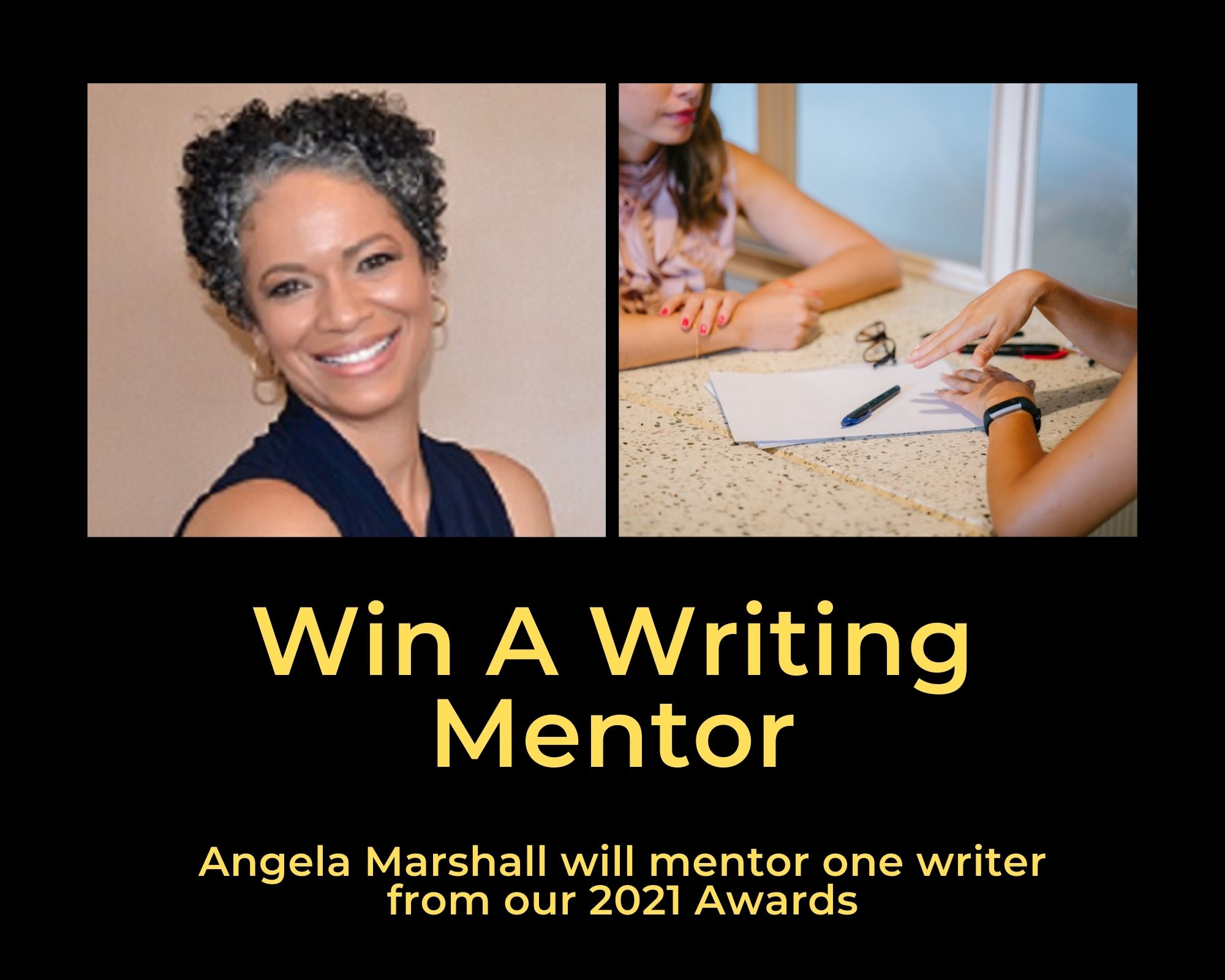 Win A Writing Mentor