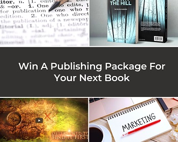 win a pubishing package for your next indie author self-published book