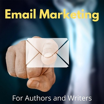 email marketing for authors
