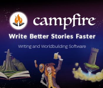Campfire writing software for writing novels