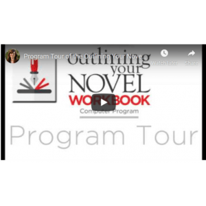 Win Outlining Your Novel Workbook Course