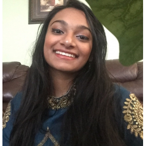 Riya M. Cyriac is judging the Page Turner Young Writer Award.