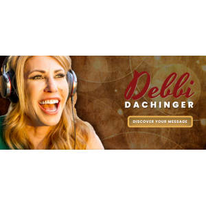 As a Media Visibility Authority, Debbi Dachinger coaches her clients on how to write a book and take it to international bestseller status.